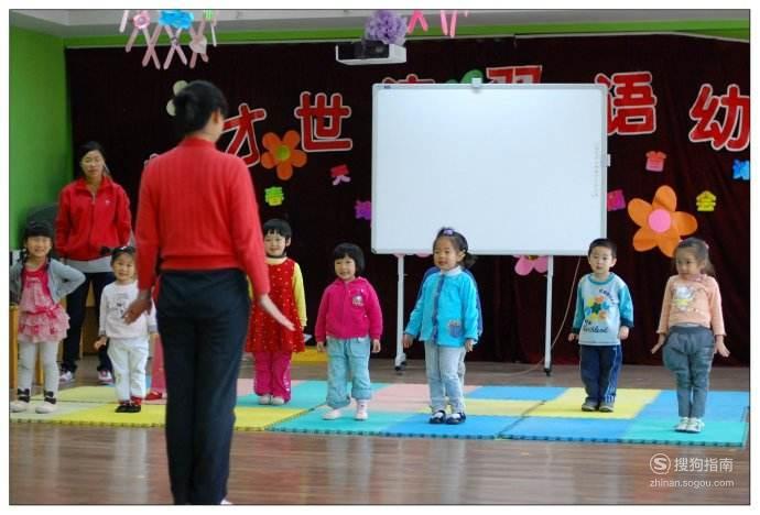 怎么上幼儿舞蹈启蒙班的第一节课