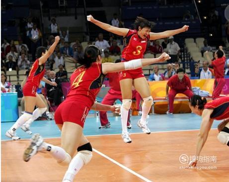 中国女排获得哪几届金牌?女排奥运历史战绩