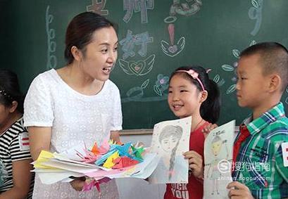 教师节,孩子最适合送老师的礼物是什么?