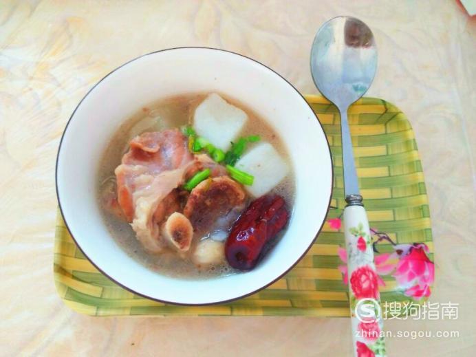 怎样做好喝营养的大骨红枣山药汤?