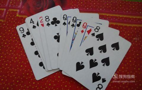 幼儿学扑克:小猫钓鱼怎么玩?