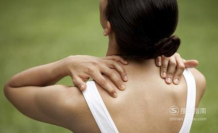 颈椎病怎么自我按摩治疗?详细图解。