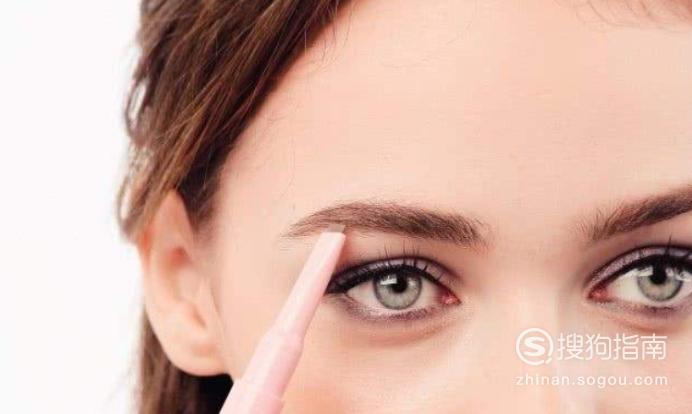 怎样区分眉形的种类和特点-1