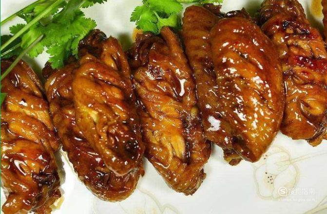 可乐鸡翅的制作方法-1