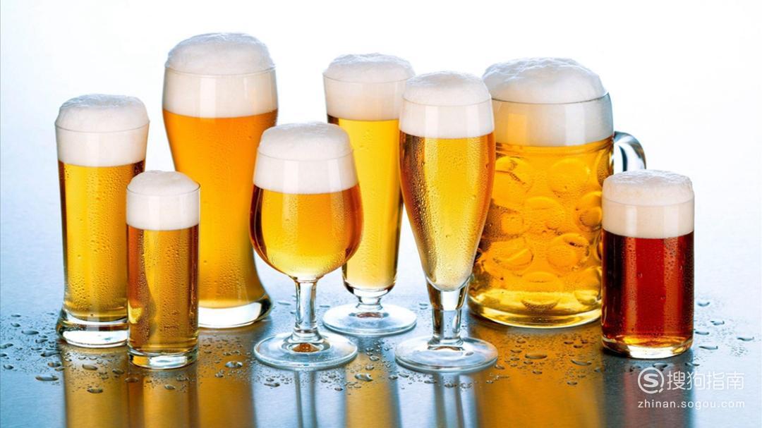 喝啤酒的禁忌
