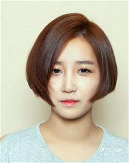 额头大的女生适合什么发型