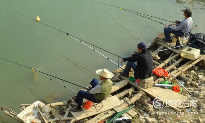 钓鱼的技巧和要领