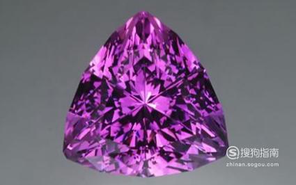 紫水晶的作用和功效