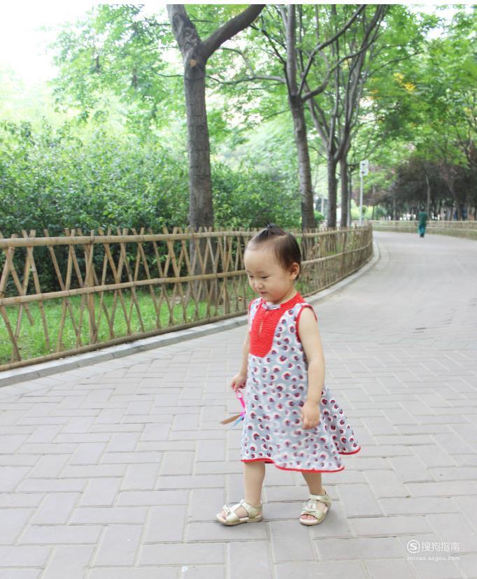 儿童旗袍的裁剪制作方法