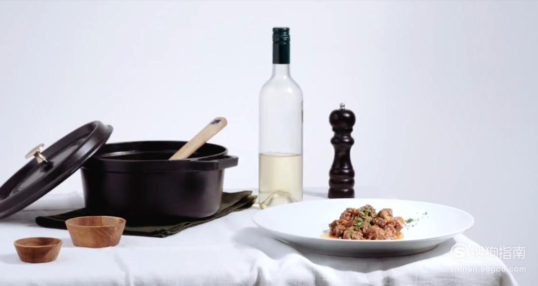 法式甜椒牛肉的做法