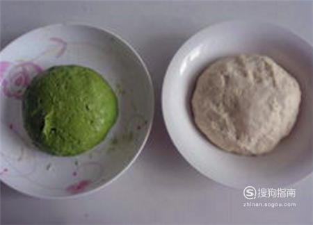 怎么做彩色饺子皮?