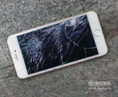手机屏幕裂了如何判断是内屏坏了还是外屏坏了?