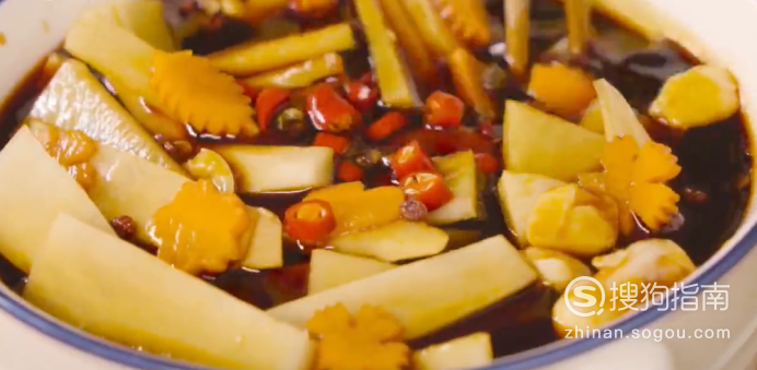 如何做酱油泡菜?
