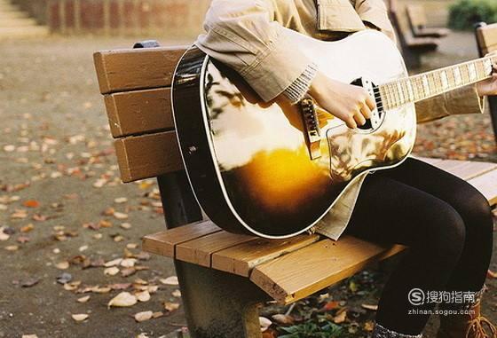 吉他入门:认识吉他的各弦各品的音符